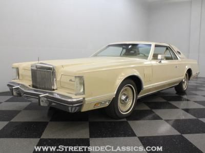 1979 Lincoln Mark V Cartier,  Ideal for a 2 month road trip in the US !!