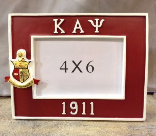 Kappa Alpha Psi Picture Frame My Mans That Nupe Pinterest