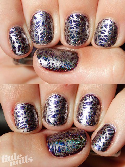 Netty Rainbows | Little Nails