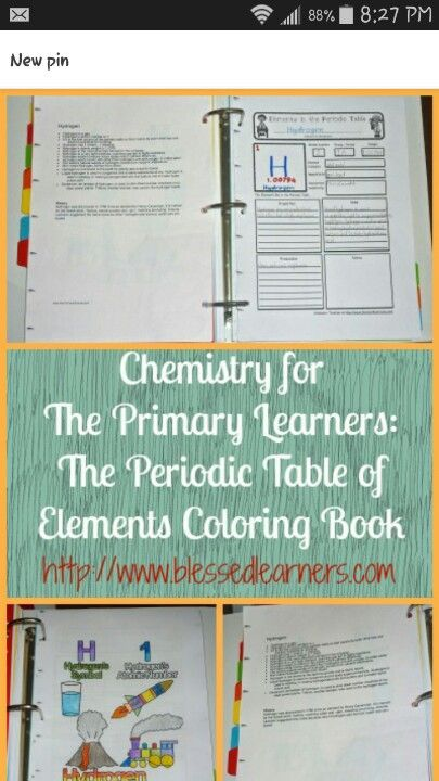 wwwblessedlearners chemistry-for-the-primary-learners - copy periodic table of elements quiz 1-18
