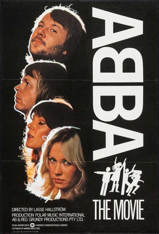 Pin by Russell Renneberg on ABBA | Movies, Movie posters ...