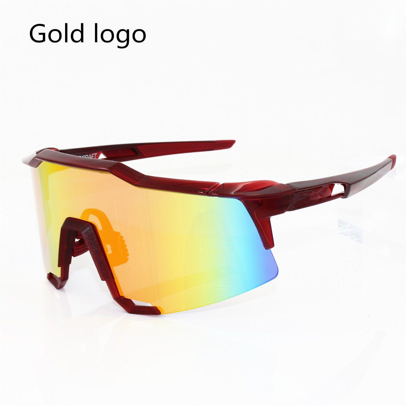 ee9303ca0e5 SpeedCraft Brand Base Outdoor Sports Bicycle Sunglasses bicicleta Gafas  ciclismo Cycling Glasses Eyewear 2 lens UV400
