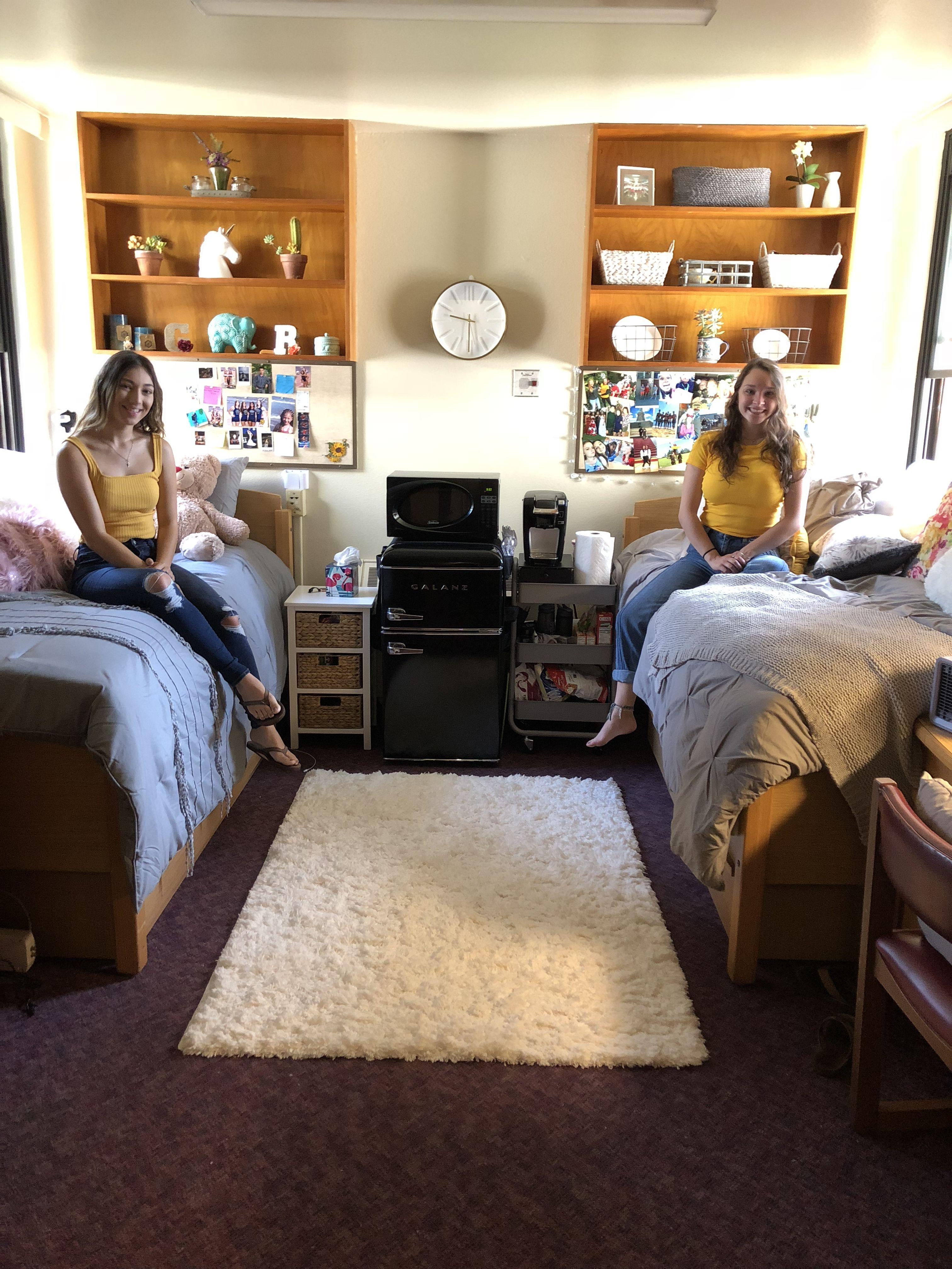 CSULB dorm room at parkside  Dorm room in 2019  Dorm