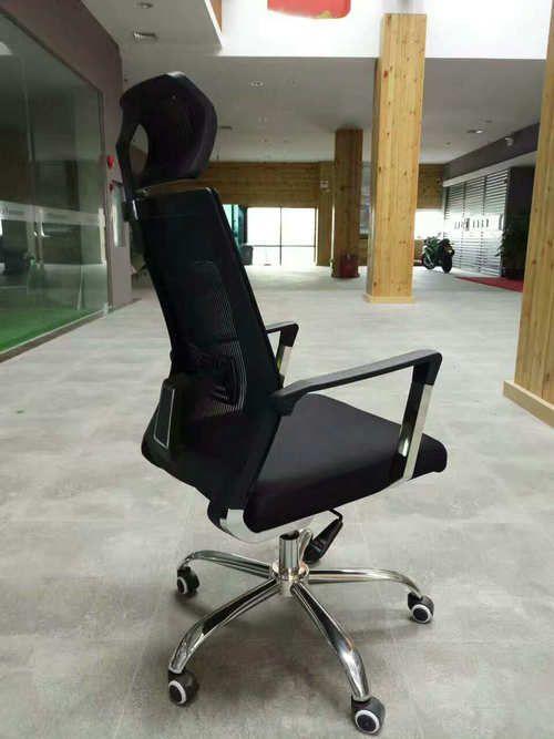High Back Full Mesh Swivel Lift Ergonomic Office Chair Lumbar Support Computer China
