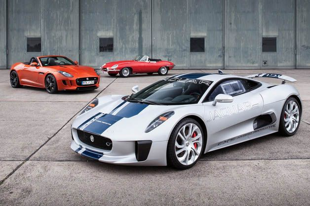 Jaguar Working On Lighter F Type With C X75u0027s Twin Charged Engine?