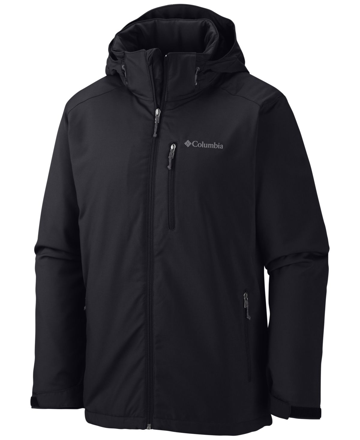 Columbia Big and Tall Men's Eager Air 3 in 1 Omni Shield