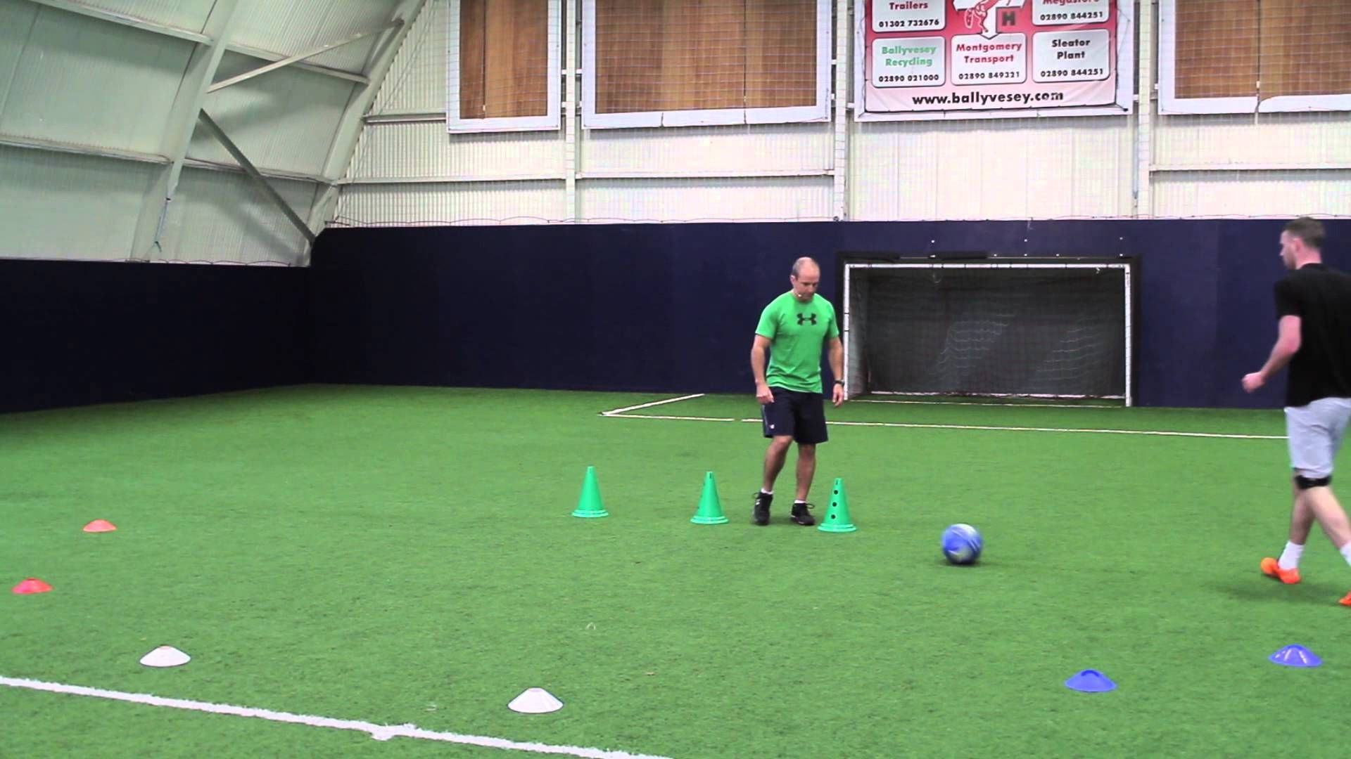 Reaction Speed Drill for Quick Feet Ciaran Kilduff (With