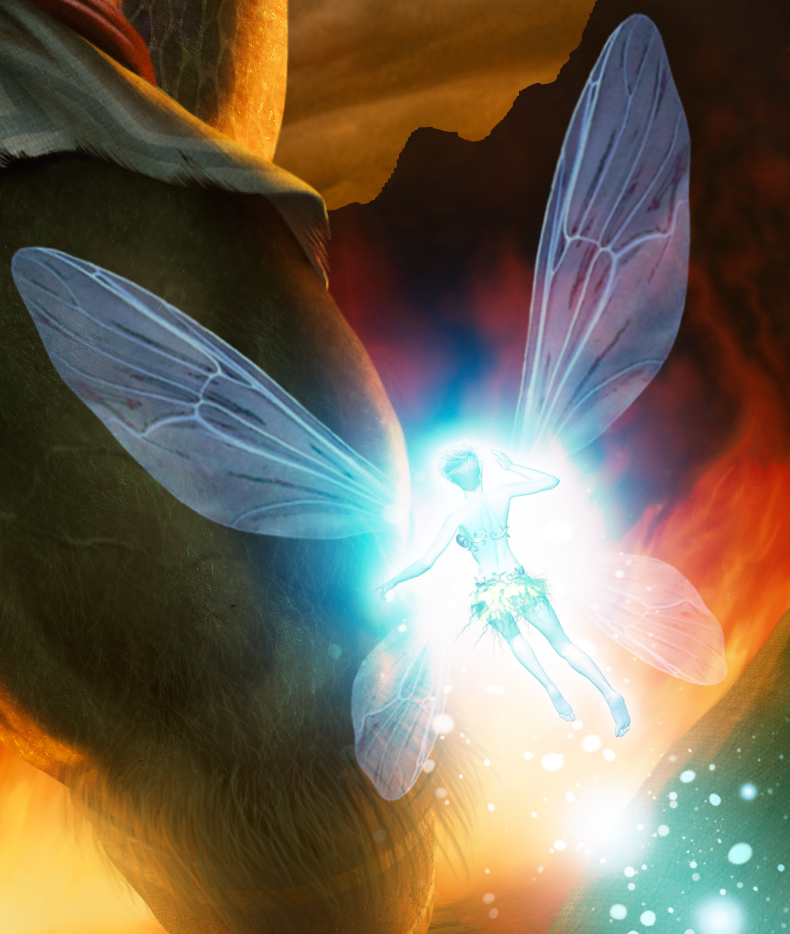 Battle for the Triforce Navi by Matt Leese Legend of