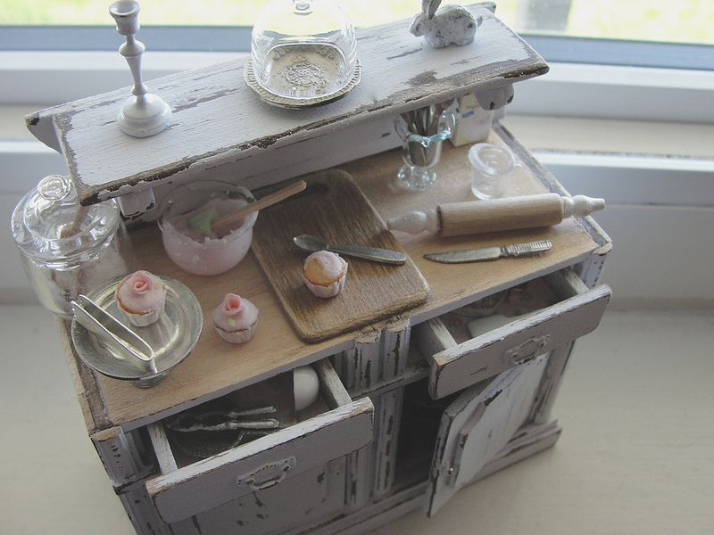 Miniature Cooking Space DSC01533