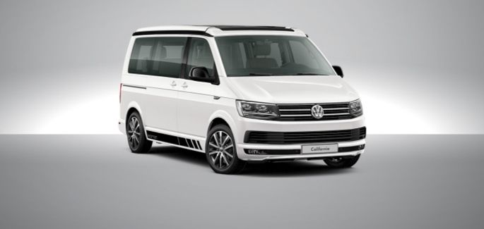 vw t6 california ocean edition vw bus california. Black Bedroom Furniture Sets. Home Design Ideas