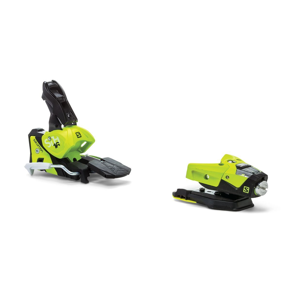 A Review Of The Salomon STH2 WTR 16 Ski Binding. Learn