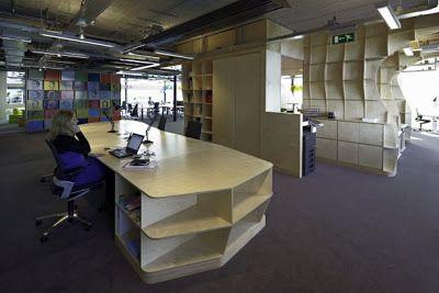 Escritório Multidisciplinar: YNNO, Holanda