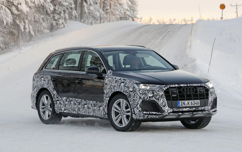 New Audi Sq7 2020 Style Audi Upcoming Cars Car Photos
