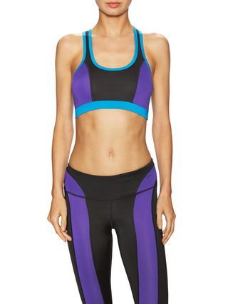 Sports bra and matching leggings