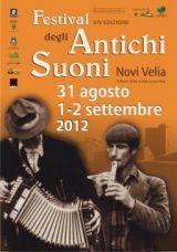 WebCilento - Novi Velia - Festival Antichi Suoni 2012