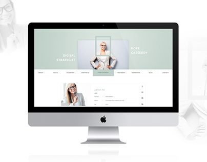 Check out new work on my @Behance portfolio  - check my resume