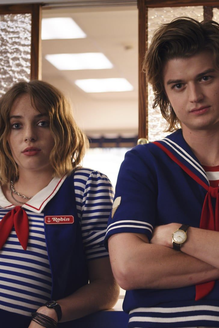 Stranger Things Created Another Dynamic Duo With Steve and Robin, and We Love Their Bond