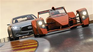 Pacchetto auto Logitech G di Forza Motorsport 6