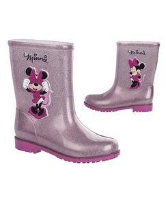 9876a2a5ae5 Galocha Kids Minnie Rosa