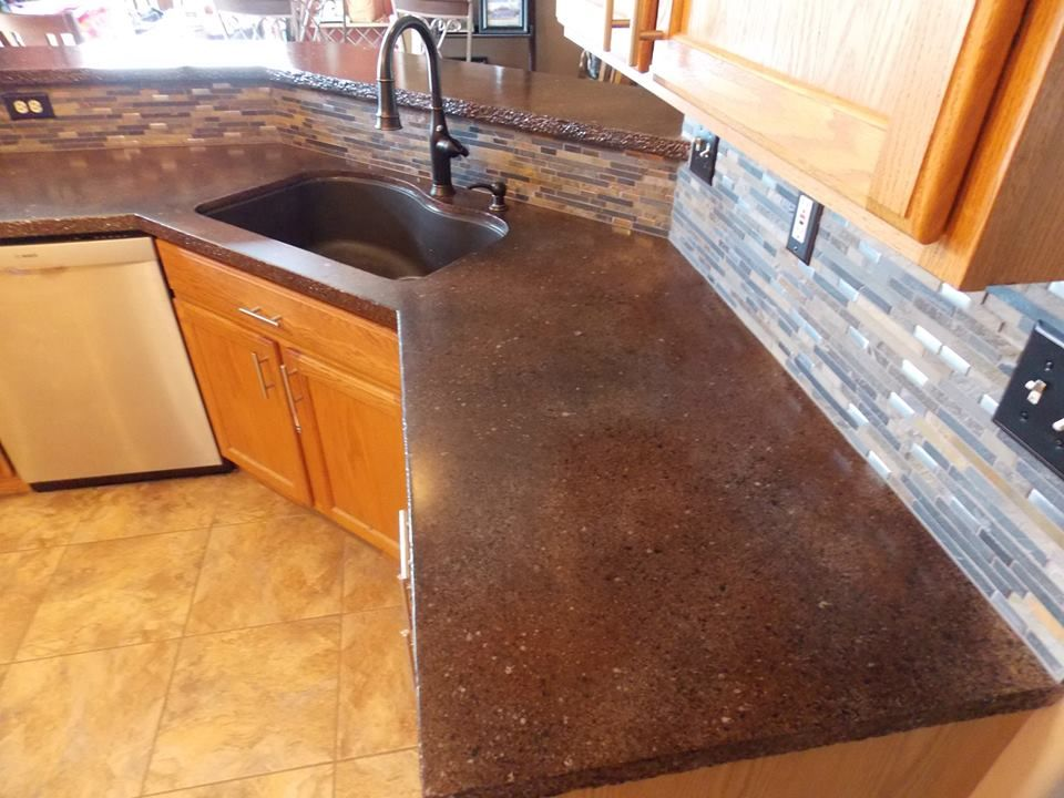 Kitchen Countertop Resurface   Rapid City South Dakota