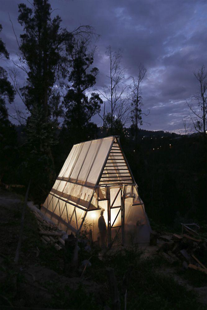 Galería de Cómo construir un invernadero de bajo presupuesto con un ...