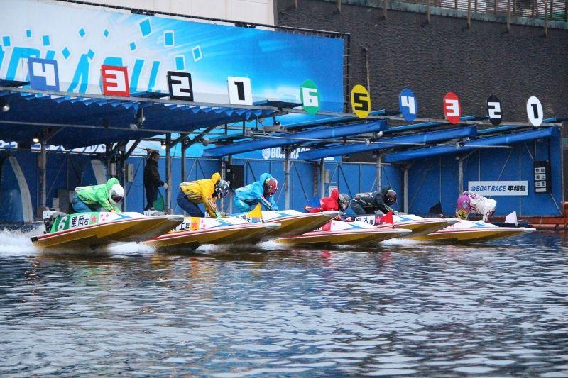 リプレイ 江戸川 競艇