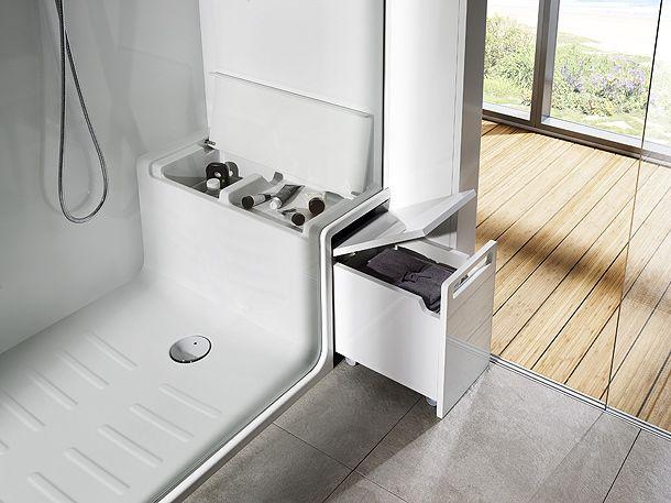 Box ducha con asiento buscar con google deco - Duchas con asiento ...