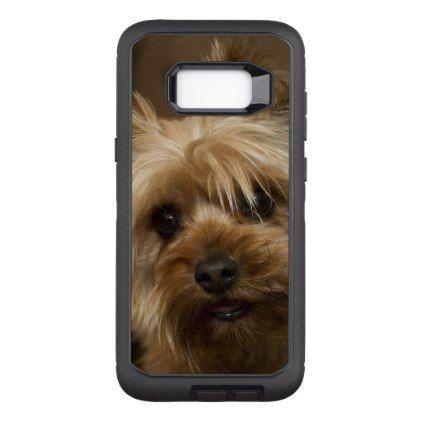samsung s8 yorkshire terrier phone case