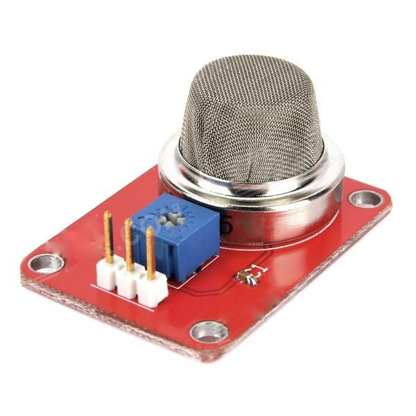 MQ2 Smoke Gas Sensor Module for Arduino  Works with Official Arduino     MQ2 Smoke Gas Sensor Module for Arduino  Works with Official Arduino Boards
