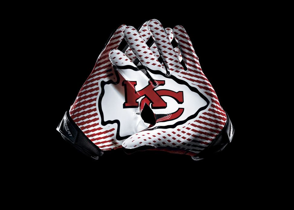 New Chiefs Gloves Pretty Cool Kansas City Chiefs Kansas City Chiefs Logo Chiefs Logo