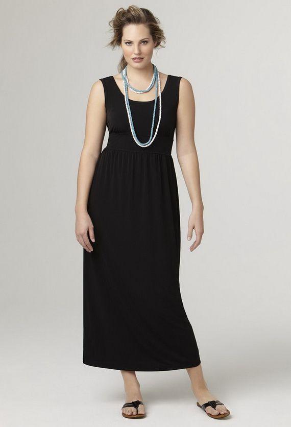 Image Detail For Plus Size Maxi Dresses For Women 2012 2013