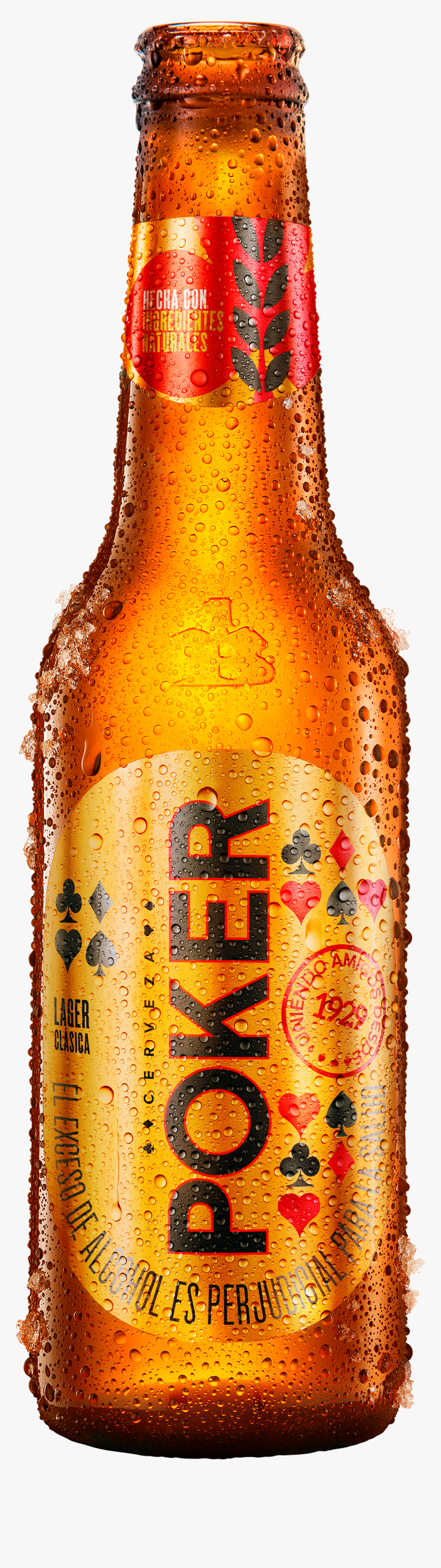 Botella Retornable De 330 Centimetros Cubicos De Poker Cerveza Poker Botella Hd Png Download Is Free Transparent Corona Beer Bottle Corona Beer Beer Bottle