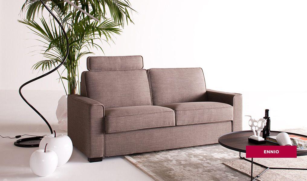Un nuovo concetto di comfort con i rivoluzionari divani letto Serie ...