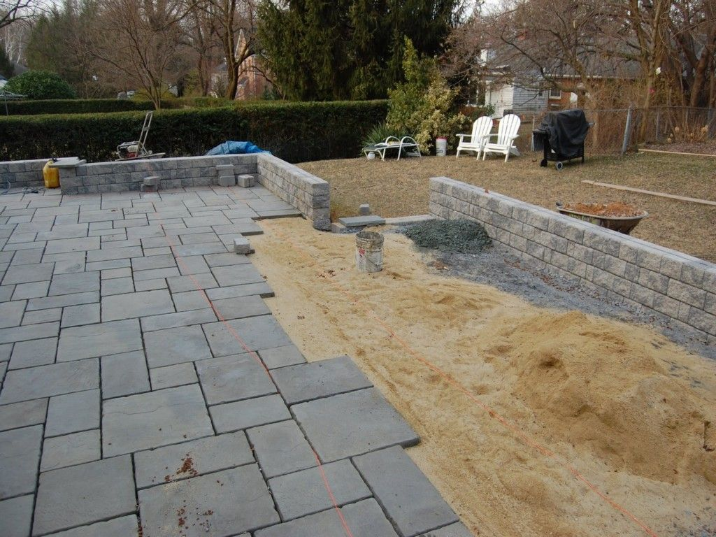 Delicieux This Particular Gallery Will Share To You A Collection Of Gorgeous Stone Patio  Ideas Different Backyard Designs.