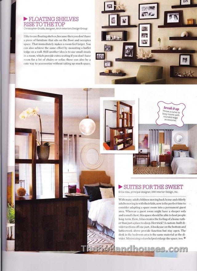 Small Room Decorating Magazine | Home Decor / Design | Pinterest ...