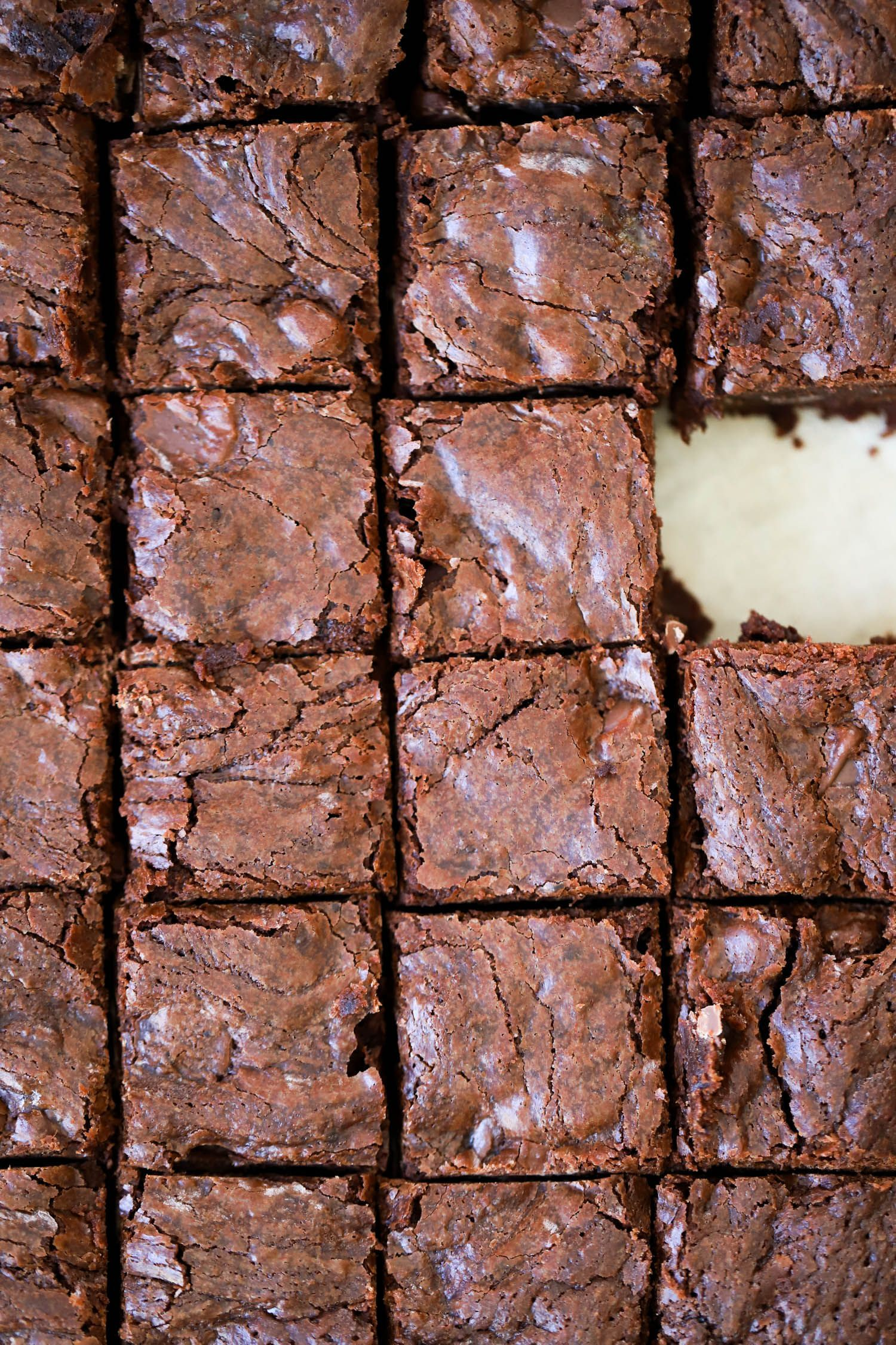 One-Pot Fudge - These easy fudge brownies are made in one pot, come together quickly, and include t