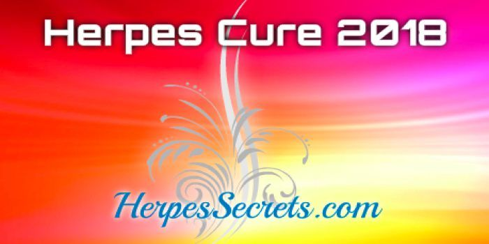 Herpes cure update 2018
