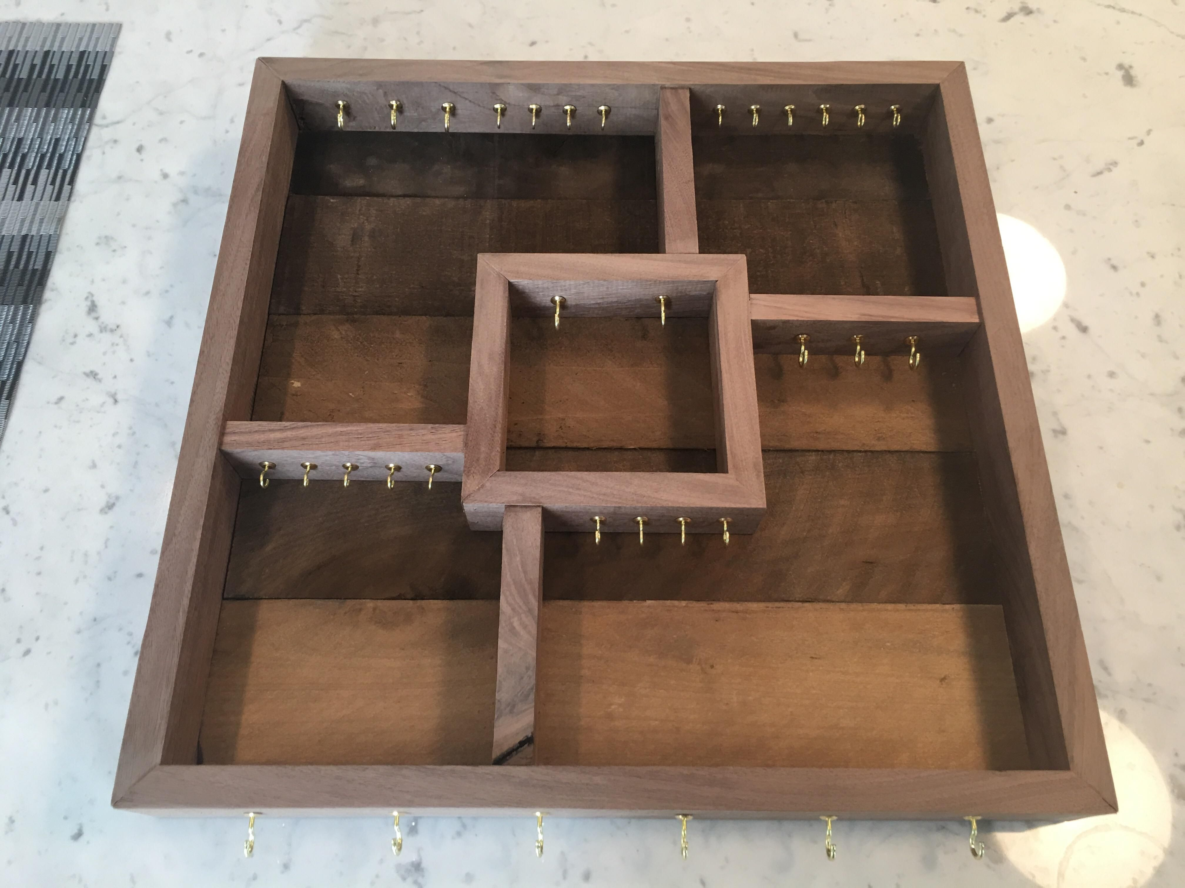 Pin by 923be on Woodworking Pinterest Wall mount jewelry