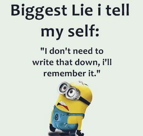 Charmant Biggest Lie..... Minions Funny QuotesFunny ...