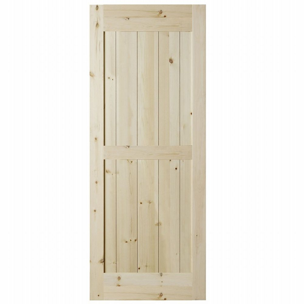 Knotty Pine Kitchen Cabinets For Sale: Ranch Pine Door 1 Inch X 37 X 84 Inch