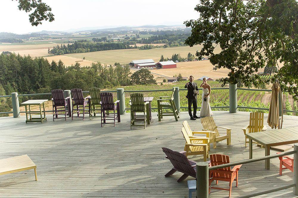 Vineyard wedding venue at Keeler Estate Vineyard   Oregon\'s ...
