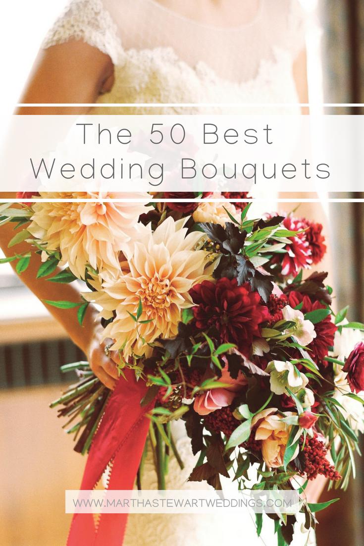 The 50 Best Wedding Bouquets Winter Wedding Bouquets Pinterest