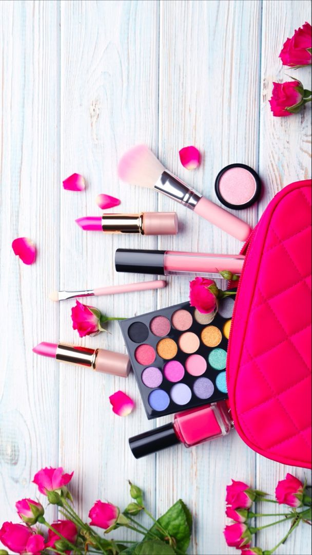 Make up tools wallpaper for your iPhone 6 from Everpix