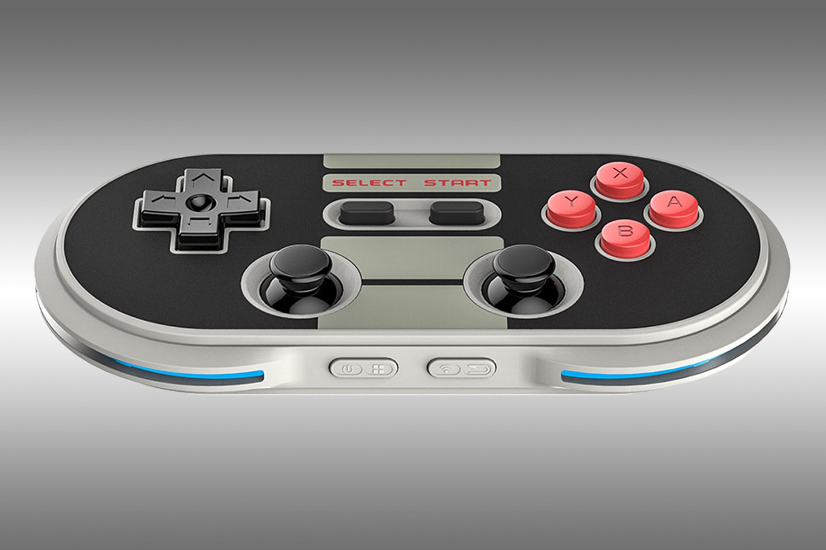 8bitdo Pro Bluetooth Gamepads Pinterest Fc30 Wifi Classic Controller For Android Ios Pc Nes30 Gamepad