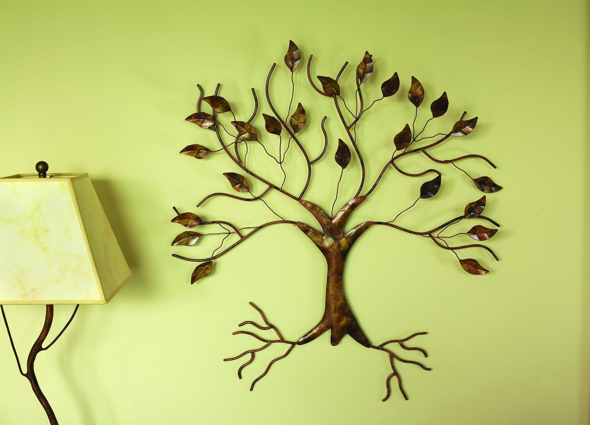 Tree Wall Hanging | finishes | Pinterest | Flame tree, Wall decor ...