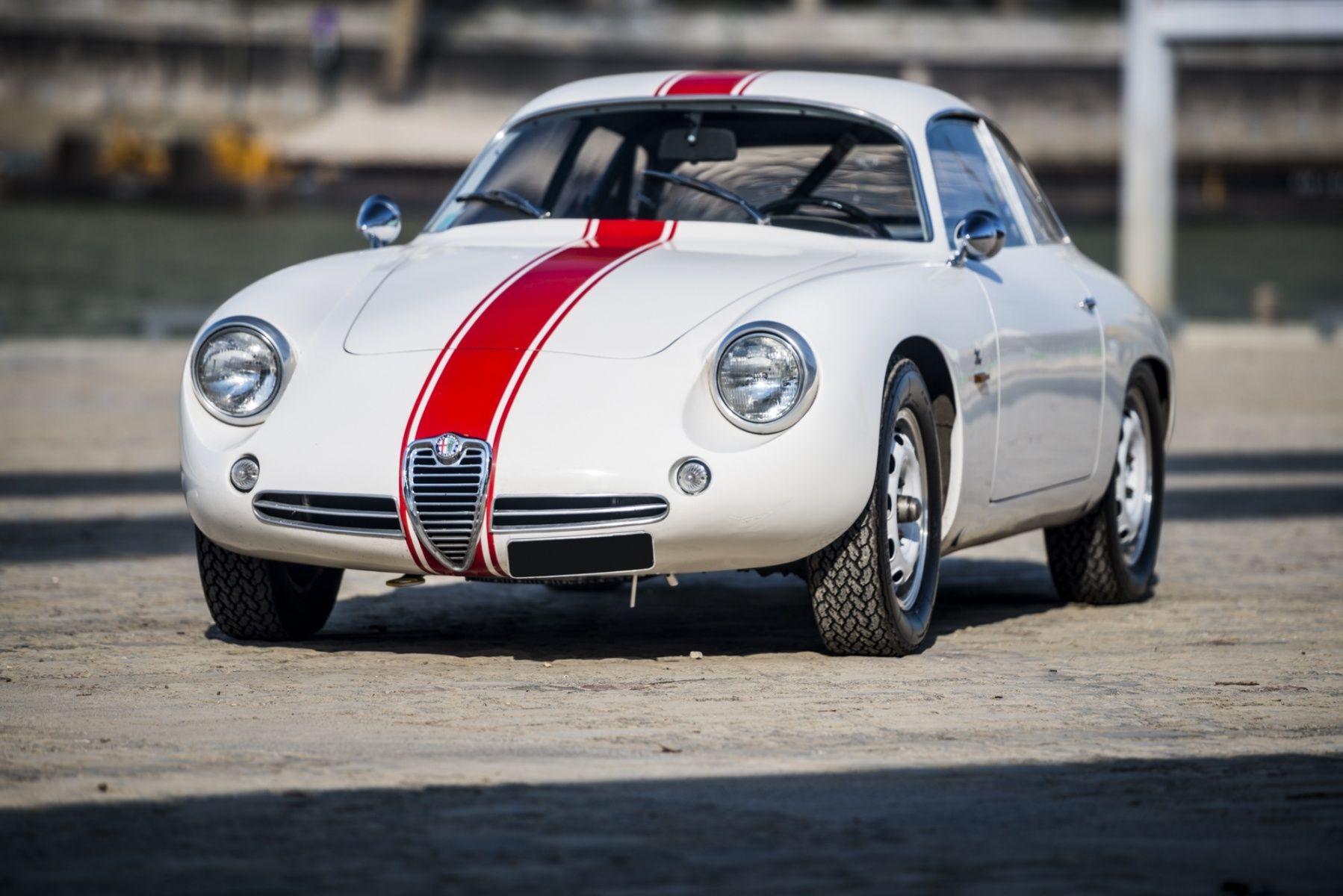 1962 Alfa Romeo Giulietta SZ CODA TRONCA Classic