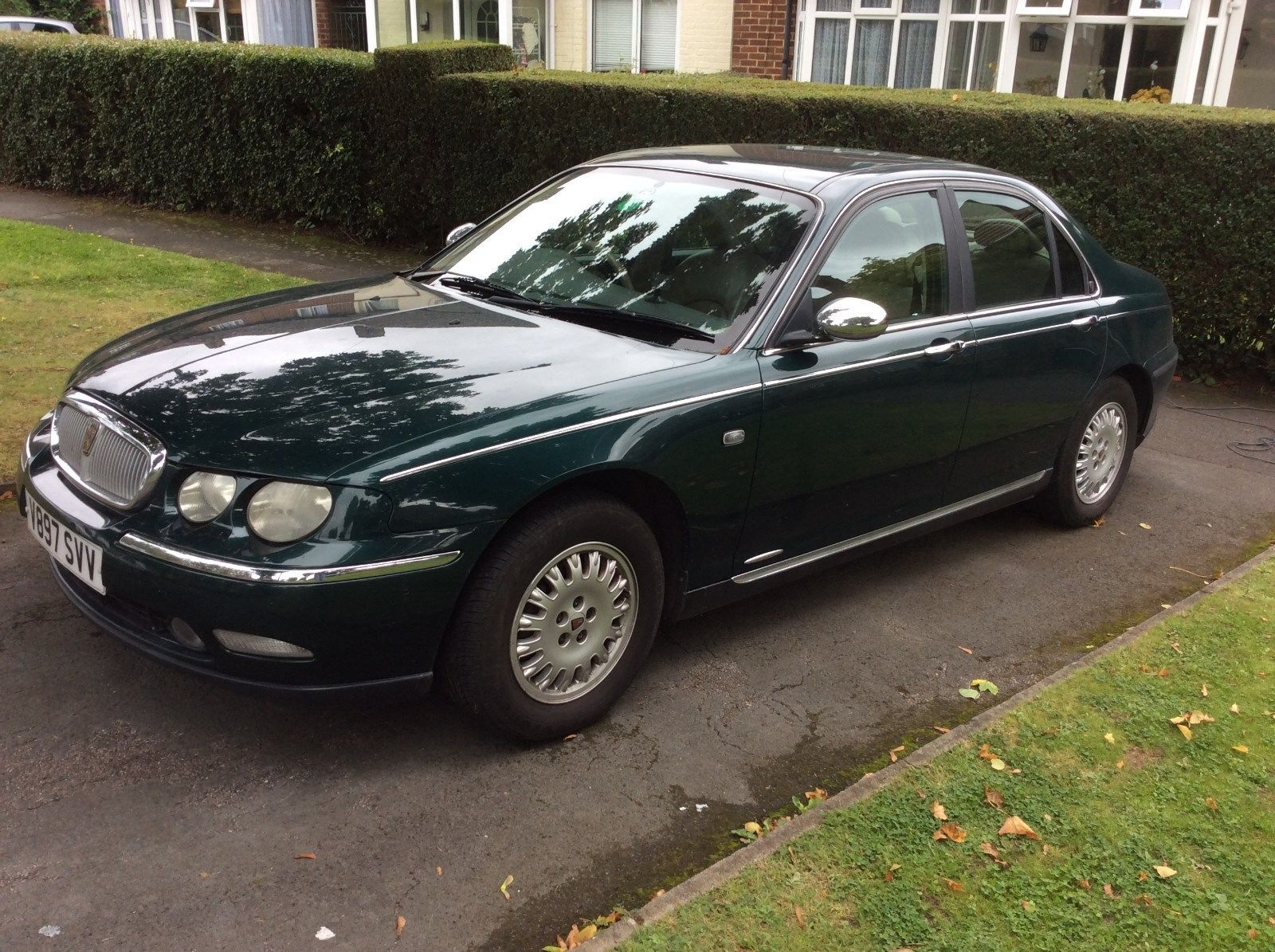 1999 Rover 75 2.5L V6 Connoisseur - Selling for Spares - No Mot ...