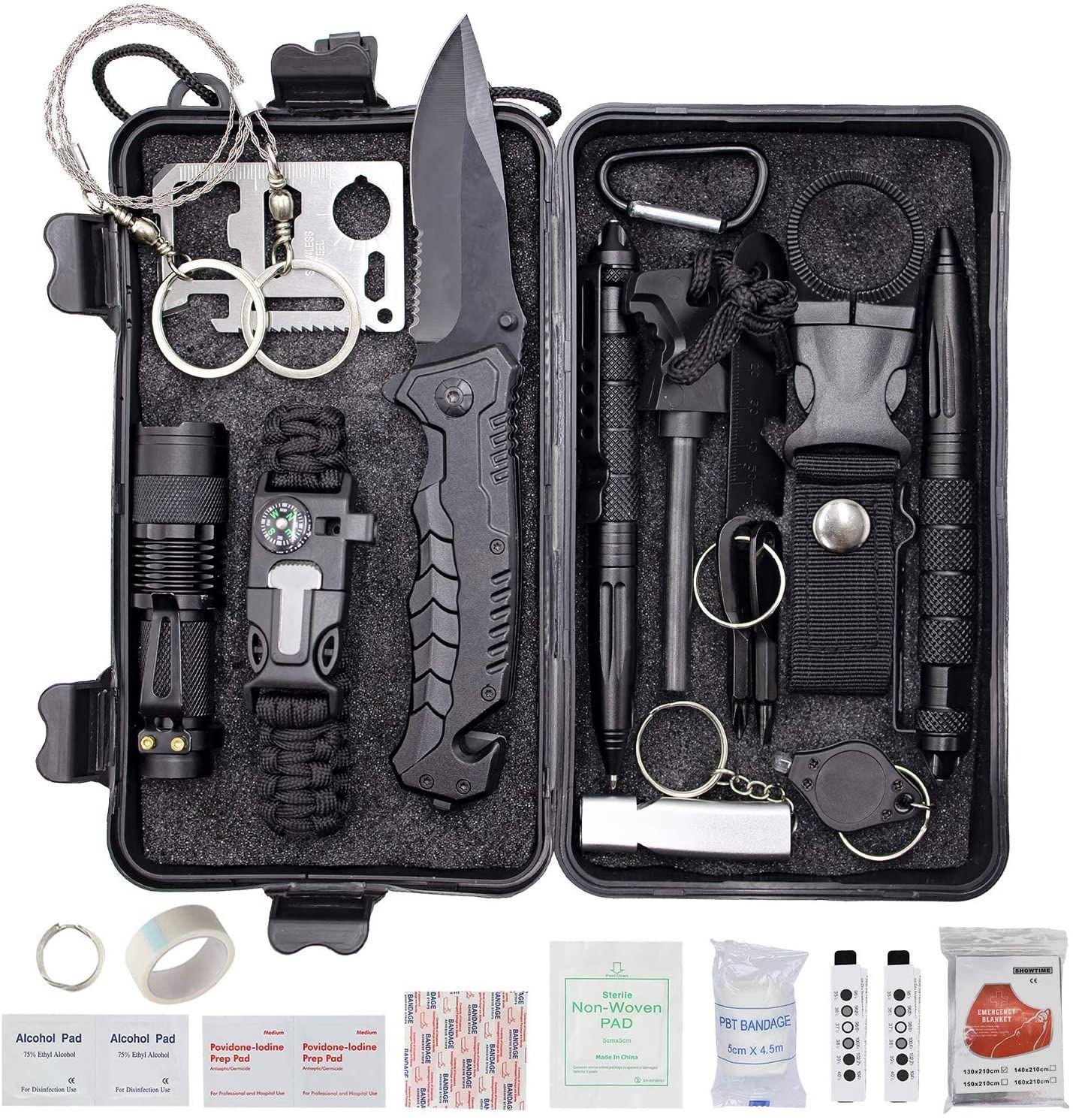 40 in 1 Polalind Survival Kit
