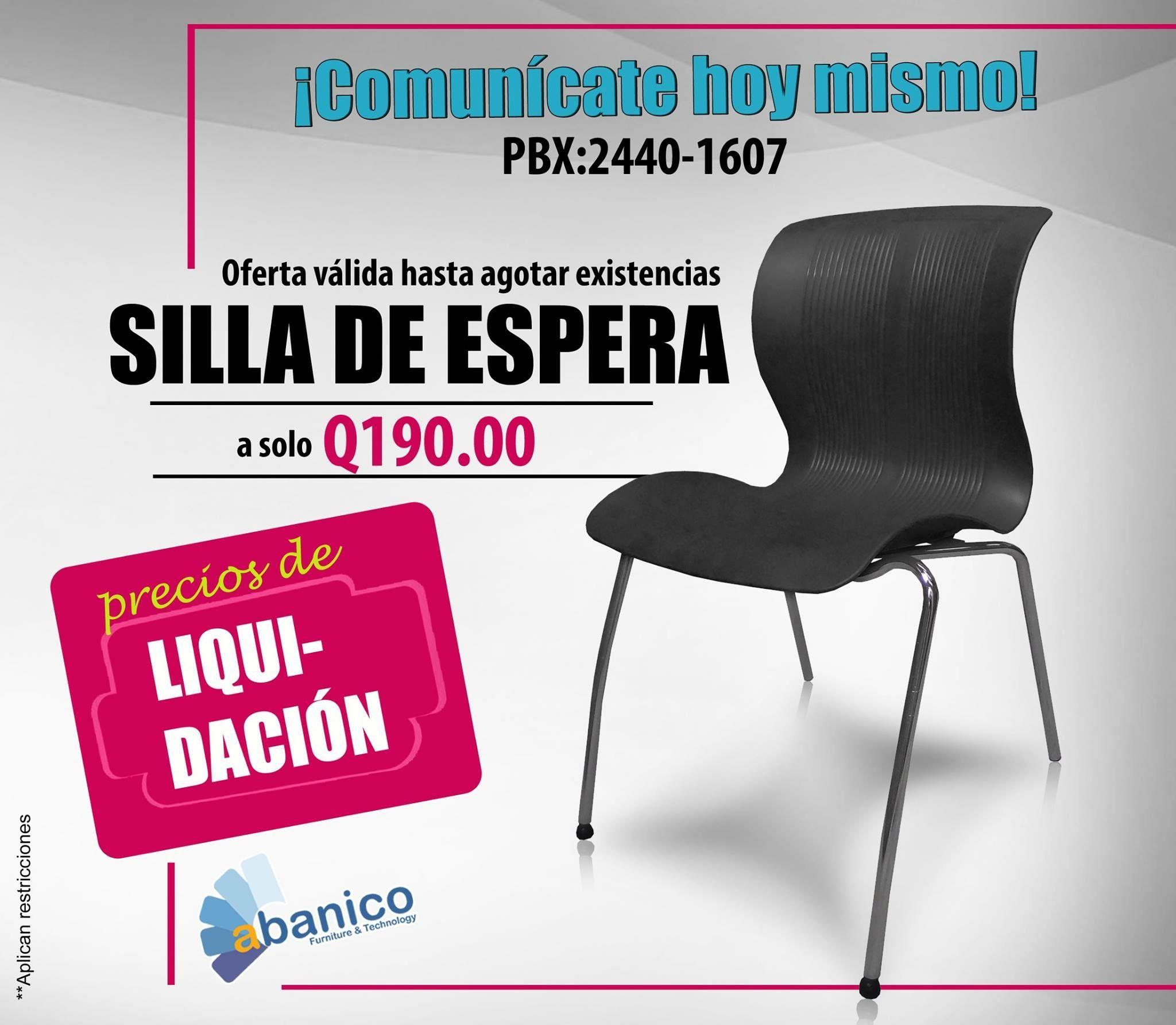 Aprovecha de las mejores #ofertas para tu #oficina! #silla ...