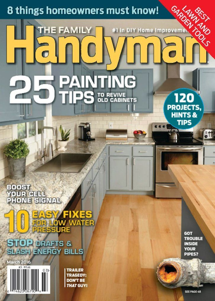 family handyman magazine subscription family handyman on attractive garage storages ideas to organize your garage get these few tips id=34779